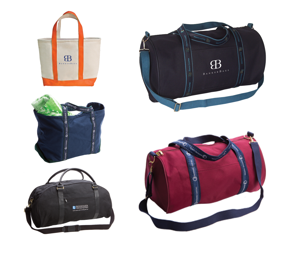 Employee Gift Ideas_CustomBags_BankerBags